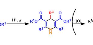 Hantzsch二氢吡啶合成法(Hantzsch Dihydropyridine Synthesis)