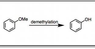 Demethylation脱甲基反应
