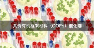 共价有机框架材料(COFs)催化剂
