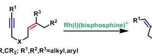 Zhang enyne cycloisomerization