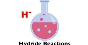 氢负离子参与的还原反应(2)Hydrides-involved Reduction Reaction, Part 2
