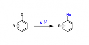 芳香族亲核取代反应 Nucleophilic Aromatic Substitution