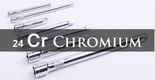 24 铬 不锈钢的核心元素
