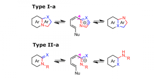 Dimroth重排 (ANRORC 型) Dimroth Rearrangement via An ANRORC Mechanism