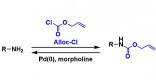烯丙氧基羰基保护基 Alloc Protecting Group