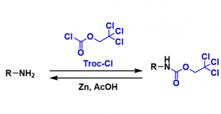 2,2,2-三氯乙氧基羰基保护基 Troc Protecting Group