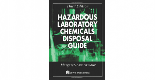(好书推荐)Hazardous Laboratory Chemicals Disposal Guide