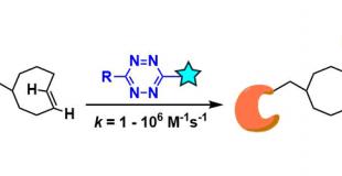 Strain-promoted Diels-Alder反应 (SPIEDAC reaction)