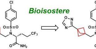生物电子等排体 Bioisostere