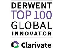 世界上最具创新力的100家公司/研究机构「Derwent Top 100 Global・innovator 2018-19」
