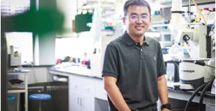 世界青年化学家——姜雪峰