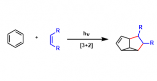 Aromatic meta-photocycloaddition