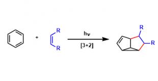 Aromatic meta-photocycloaddition