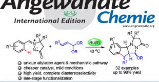 烯丙基缩醛的C-H键官能团化/[3+2] 偶极环加成串联反应