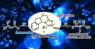 Angew. Chem., Int. Ed. NHC催化不对称氢氟化