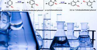 双烯酮-酚重排 (Dienone-Phenol Rearrangement)
