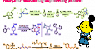 Fukuyama-Yokoshima group meeting problem 7