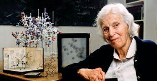 传奇科学巨匠——多萝西·霍奇金