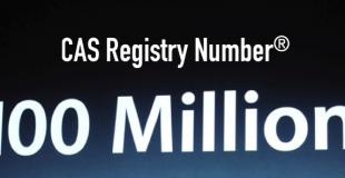 CAS收录化合物突破1亿!