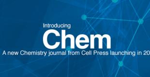 Cell Press出版新杂志「Chem」