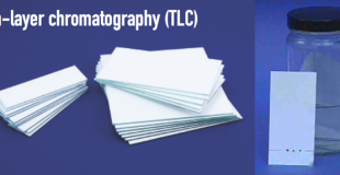 薄层色谱 thin-layer chromatography (TLC)